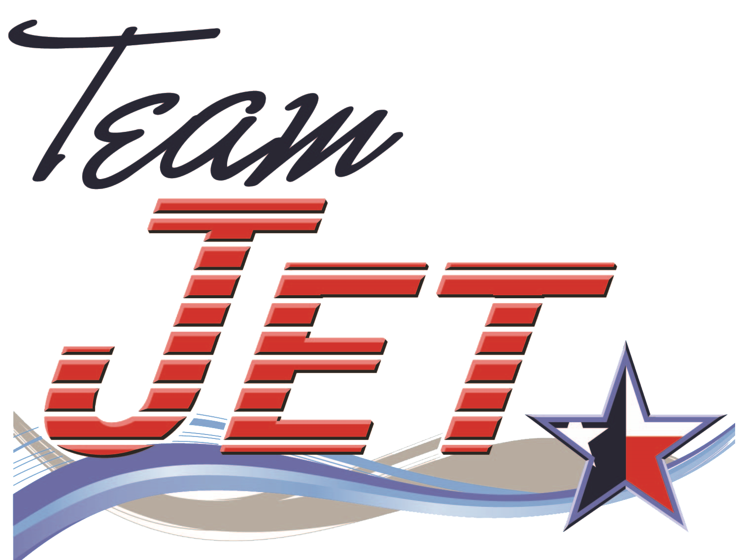 team jet logo square